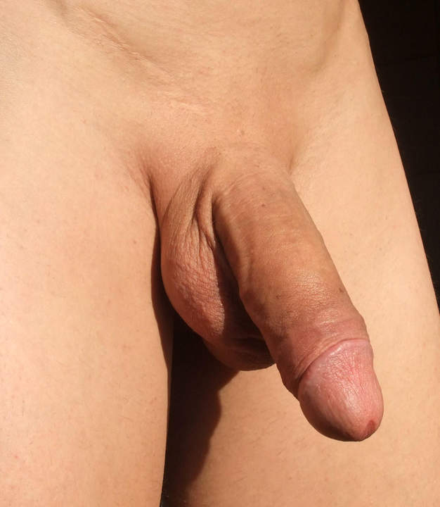 Natural dick size