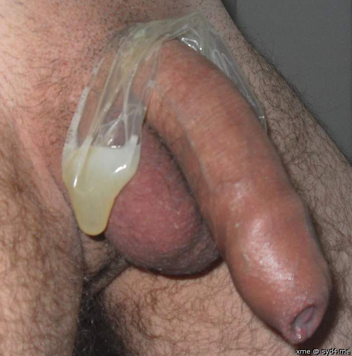 Gay cum filled condom eating pov bareback 9